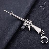 Móc Khóa Đồ Chơi Mô Hình Kiểu M16A4 Vật Phẩm Game PUBG