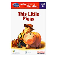 Disney learning Adventures in Reading: This Little Piggy ( Age 9+)