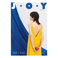 J.O.Y - ISSUE 1: LẤP LÁNH (New - Tặng Kèm Postcard Happy Life)