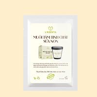 Muối Tắm Tinh Chất Sữa Non L'asenta Gói 50gr