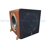 Loa sub W360  Bass cộng hưởng 30x3 Công Suất 500W - Hàng chính hãng Weeworld