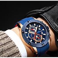 Đồng hồ doanh nhân nam chống nước Mini Focus Smarth - Hàng Nhập Khẩu
