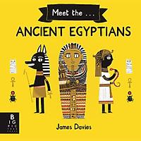 Sách: Gặp gỡ người Ai Cập cổ đại - Meet the Ancient Egyptians