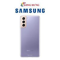 Ốp lưng nhựa trong Samsung Galaxy S21+ 5G EF-QG996 - Hàng chính hãng