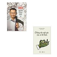 Combo 2 cuốn: Thiền giữa chợ đời ( Tập 1) + Chẳng cần ngồi yên vẫn có thế thiền