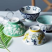 Set 4 Bát cơm phong cách Nhật Bản siêu đẹp