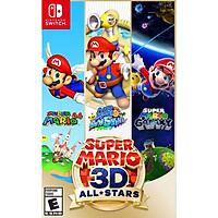 Đĩa Game Super Mario 3D All Stars - Hàng Nhập Khẩu