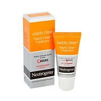 Kem ngừa mụn Neutrogena Visibly Clear Spot Clearing Rapid Treatment Gel _15ml