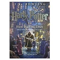 Sách Văn Học Thiếu Nhi Được Yêu Thích Nhất: Harry Potter Và Hòn Đá Phù Thủy - Tập 1 (Tái Bản)
