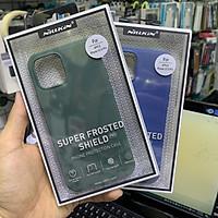 Ốp lưng iPhone 12/ 12 Pro Nillkin Frosted Shield - Hãng chính hãng