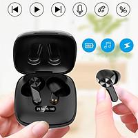 Tai nghe Bluetooth không dây mới 2021 Tai nghe Bluetooth âm thanh nổi Hi-Fi có micrô, Chống ồn chống nước IPX5 Tai nghe không dây thể thao - Hàng Chính Hãng PKCB316