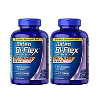 2 Lọ Viên Uống Osteo Bi-Flex Glucosamine with MSM - 200 Tablets (Total 400 Tablets)