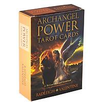 Bộ Bài Bói Archangel Power Tarot Cards New Đẹp