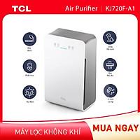 Máy lọc không khí TCL KJ270F-A - Loại bỏ bụi bẩn trong nhà - Tiếng ồn thấp - Hàng Chính Hãng