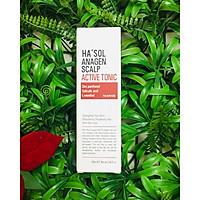 Xịt dưỡng da đầu Ecomine Ha'sol cho tóc rụng, mỏng và yếu Anagen Scalp Active Tonic 100ml