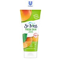 Sữa rửa mặt tẩy tế bào da chết ngừa mụn St.Ives 170g