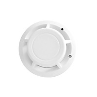 KERUI SD02 433MHz Wireless Photoelectric Smoke Alarm High Sensitive Wireless Alarm System Security Smoke Detector Fire