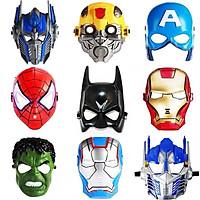 Mặt nạ siêu nhân có đèn nhạc - Đồ chơi Trung thu Hóa trang Halloween