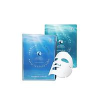 Hộp 10 mặt nạ ngọc trai Dưỡng Ẩm, Trẻ Hóa Da, Mờ Thâm Nám Rainbow L'affair  Blue Pearl Aqua Renewal Mask 300ml