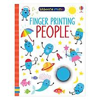 Usborne Finger Printing People