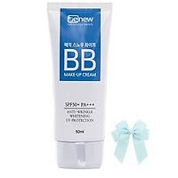 Kem trang điểm ma thuật đa chức năng BB cream Magic 3in1 Benew Hàn quốc (50ml) kèm nơ