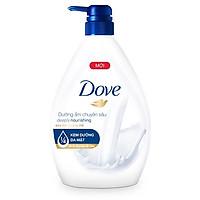 Sữa Tắm Dưỡng Ẩm Chuyên Sâu Dove Deeply Nourishing (530g)