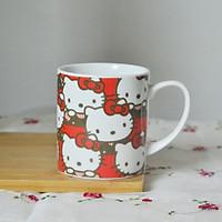 Cốc sứ cao cấp in hình Hello Kitty cực đẹp - Cốc quà tặng