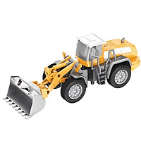 Đồ chơi mô hình xe xúc đất KAVY NO.8810 chất liệu hợp kim và nhựa nguyên sinh an toàn, chi tiết sắc sảo