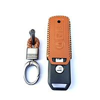 Bọc điều khiển chìa khóa smastkey dành cho xe HONDA SH.SH MODE.PCX loại 3 nút  bọc da (giá 1 chiếc nhiều màu)