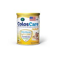 Sữa ColosCare Adult - dinh dưỡng tăng sức đề kháng người lớn tuổi (400g)