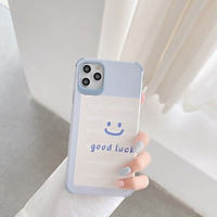 Ốp Lưng iPhone Lucky Smile Dành Cho iPhone 6 / 6 Plus / 7 / 7 Plus / 8 / 8 Plus / X / Xs / Xs Max / 11 / 11 Pro / 11 Pro Max / 12 / 12 Pro / 12 Pro Max