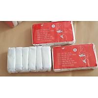Combo 18 Quần Lót Giấy Vải Thun Cotton Giặt Được Loại Dày Đẹp