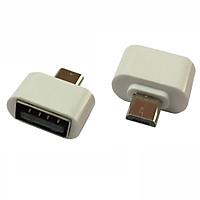 Cáp chuyển OTG micro USB to USB mở rộng kết nối cho điện thoại với USB, chuột, bàn phím, ổ cứng cắm ngoài