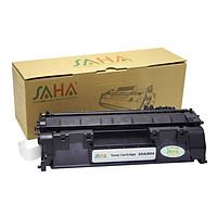 Hộp mực in SAHA 05A/80A cho máy in HP, Canon - Hàng chính hãng