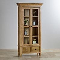 Tủ trưng bày Juno Sofa gỗ sồi 1m