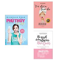 Combo Sách Chăm Sóc Da Mọi Bạn Nữ Nên Có: Bí Quyết Dưỡng Da Kiểu Hàn Quốc (Tái Bản) + Vũ Điệu Của Làn Da + Phù Thủy Sắc Đẹp (Tặng Bookmark Happy Life)