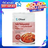 Sốt Tokpokki Truyền Thống Hàn Quốc O'Food 120 Gram