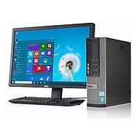 Bộ Máy Tính Để Bàn Dell Optiplex 9010 ( Corei5 - 2400 / 4gb / 500gb ) Và Màn Hình Dell 22' Inch - Hàng Nhập Khẩu