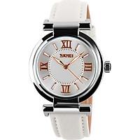 Đồng hồ nữ dây da Skmei 90TCK75