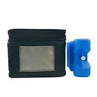 Bộ túi giữ nhiệt đá khô size trung, chất liệu vải oxford ít bám bụi, giữ  nhiệt tốt