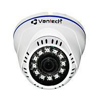 Camera AHD Dome hồng ngoại VANTECH VP-111AHDL/M Hàng chính hãng