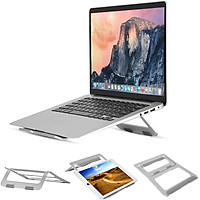 Giá Đỡ Để Bàn Dành Cho Laptop, Macbook, Máy Tính Xách Tay Chất Liệu Hợp Kim Nhôm Cao Cấp - Hàng Chính Hãng Tamayoko