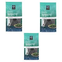 Combo 3 Gói Rong Biển Khô Daesang (100g/Gói) - Nhập Khẩu Hàn Quốc