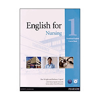 Vocational English: English For Nursing Level 1 Coursebook And Cd Pack