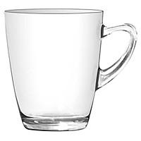 Bộ ly 6 cái Union Glass 343 Ly quai 340 ml  không ngã màu,  sản xuất Thái Lan