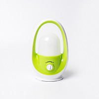 Đèn sạc - Đèn tích điện thông minh KN6808COB công nghệ LED tiết kiệm năng lượng, dùng khi mất điện, dễ dàng mang theo khi đi cắm trại, dã ngoại ngoài trời
