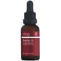 Tinh Dầu Tầm Xuân Trilogy  dưỡng da sáng mịn - Rosehip Oil Light Blend (30ml)