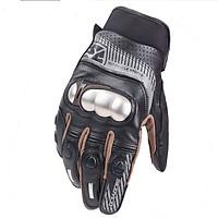 Găng tay da cao cấp Scoyco MC60