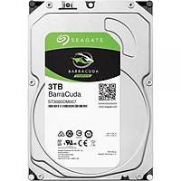 Ổ Cứng HDD Seagate BarraCuda 3TB/64MB/3.5 - ST3000DM007 - Hàng chính hãng