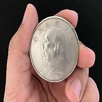 Đồng xu quà tặng lưu niệm, sưu tầm thú vị được làm theo kiểu cũ , chất liệu hợp kim Đồng-Niken - TMT Collection - SP001078